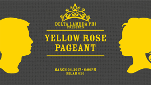 Yellow Rose Pageant