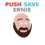 push-save ernie